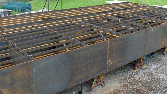 60 Ton Barge