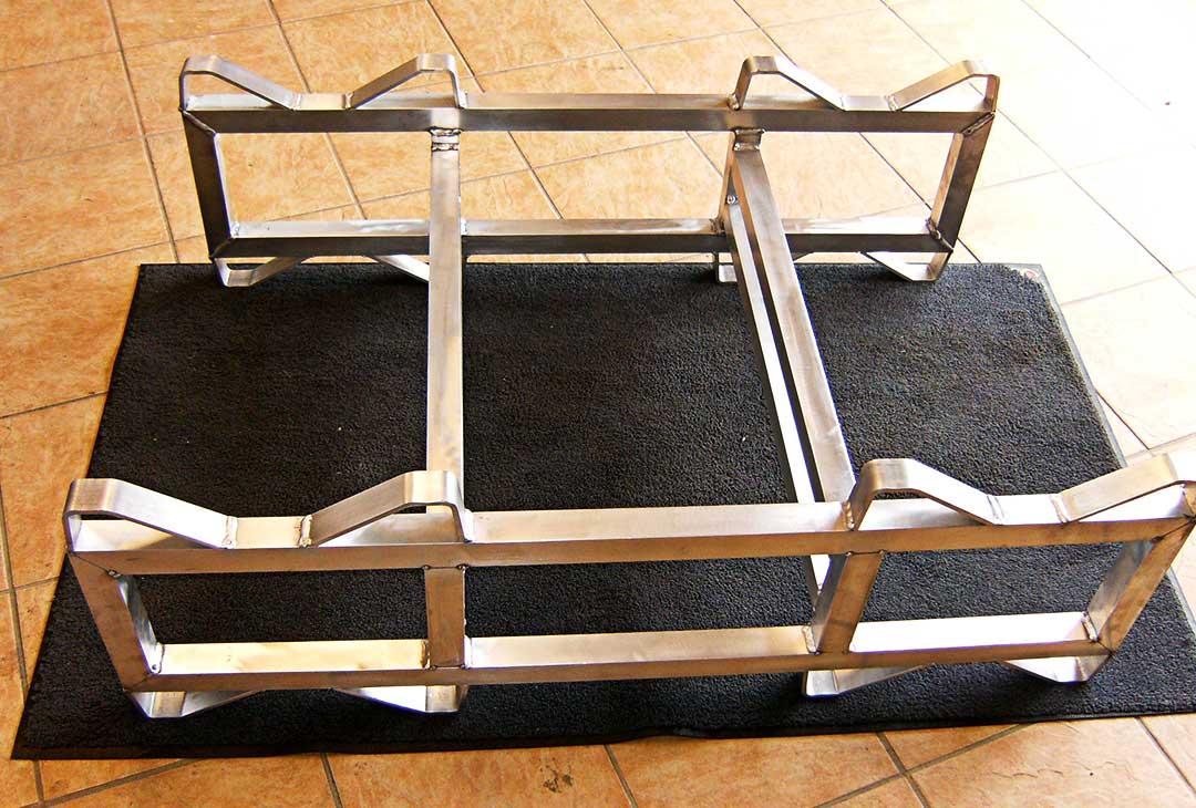 Aluminum Racks