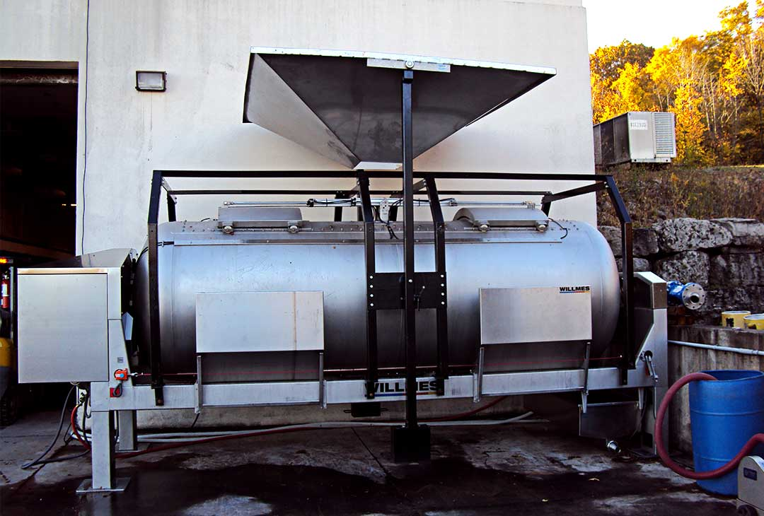 Custom Hopper