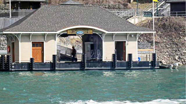 Maid of the Mist Passenger Dock