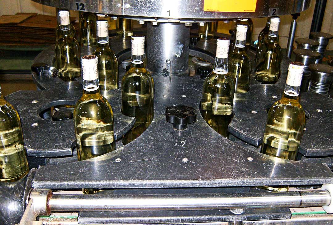 Bottling Line Change Parts